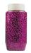 School Source KN0800 Glitter Shaker Purple - 4oz
